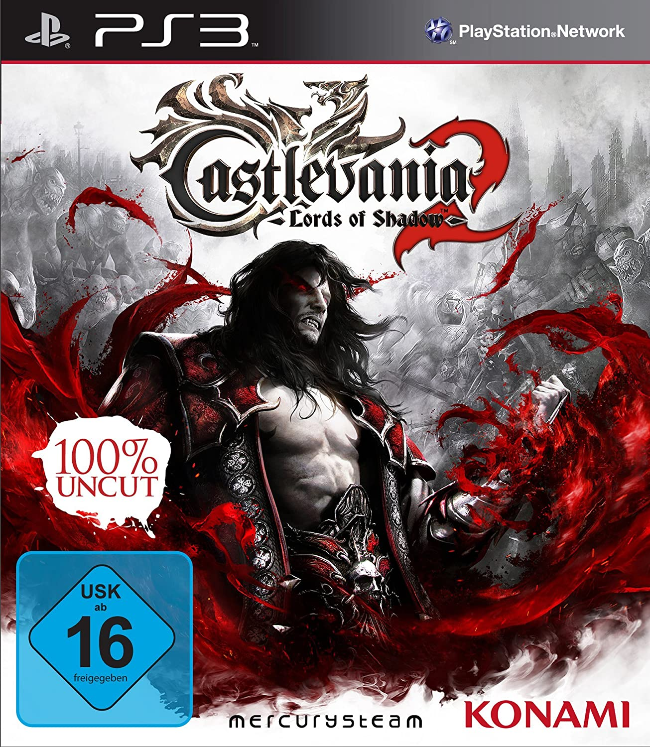 Castlevania: Lords of Shadows 2, PS3