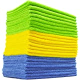 Polyte Microfiber Cleaning Cloth, 12 x 16 in, 24 Pack