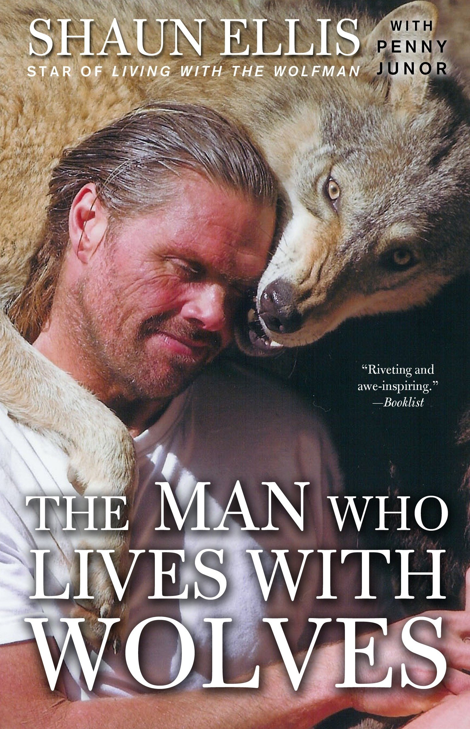 Download The Man Who Lives with Wolves pdf