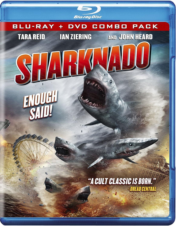 Sharknado Edizione: Stati Uniti Reino Unido Blu-ray: Amazon.es ...