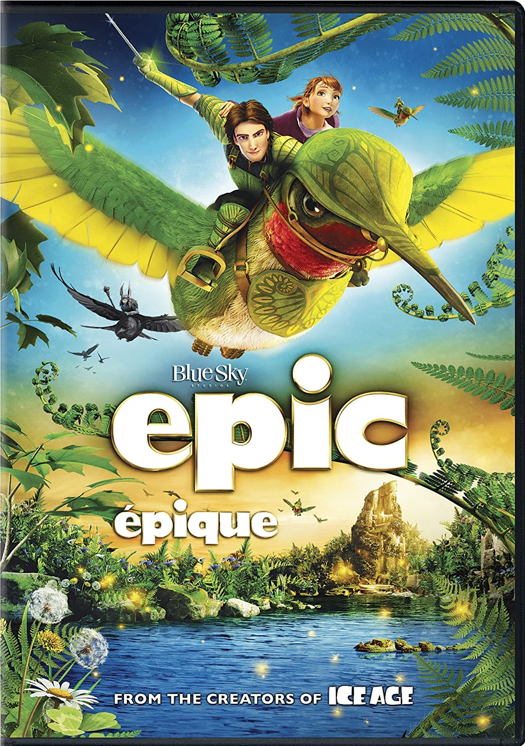 Amazon Com Epic 2013 Amanda Seyfried Josh Hutcherson Beyonce Knowles Colin Farrell Blake Anderson Aziz Ansari Allison Bills Jim Conroy Todd Cummings John Dimaggio Troy Evans Jason Fricchione Chris Wedge James V Hart