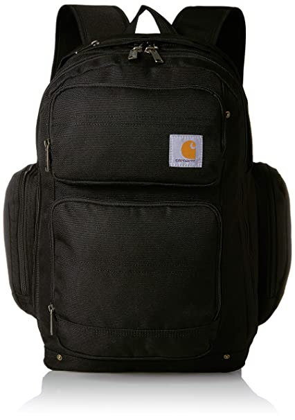 Amazon.com  Carhartt Legacy Deluxe Work Backpack with 17-Inch Laptop ...
