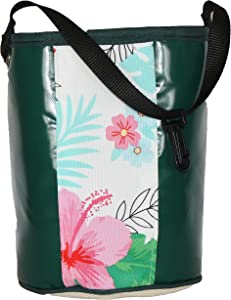 Clothespins Bag - Green PVC Australian UV rated. Great Laundry Storage Idea