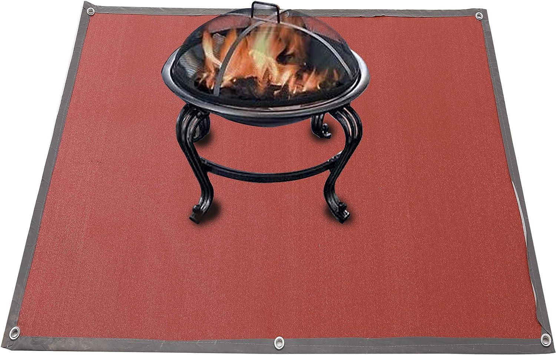 Fire Pit Mat 31