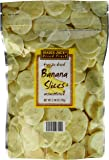 Trader Joe's Freeze Dried Banana Slices Unsweetened 2.46oz