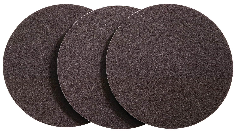 Shop Fox D1320 8' Diameter Psa Aluminum Oxide Disc 220 Grit, 3-Pack