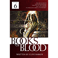 The Books of Blood Volume 6 book cover