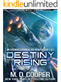 Destiny Rising - A Hard Military Space Opera Epic: The Intrepid Saga - Books 1 & 2