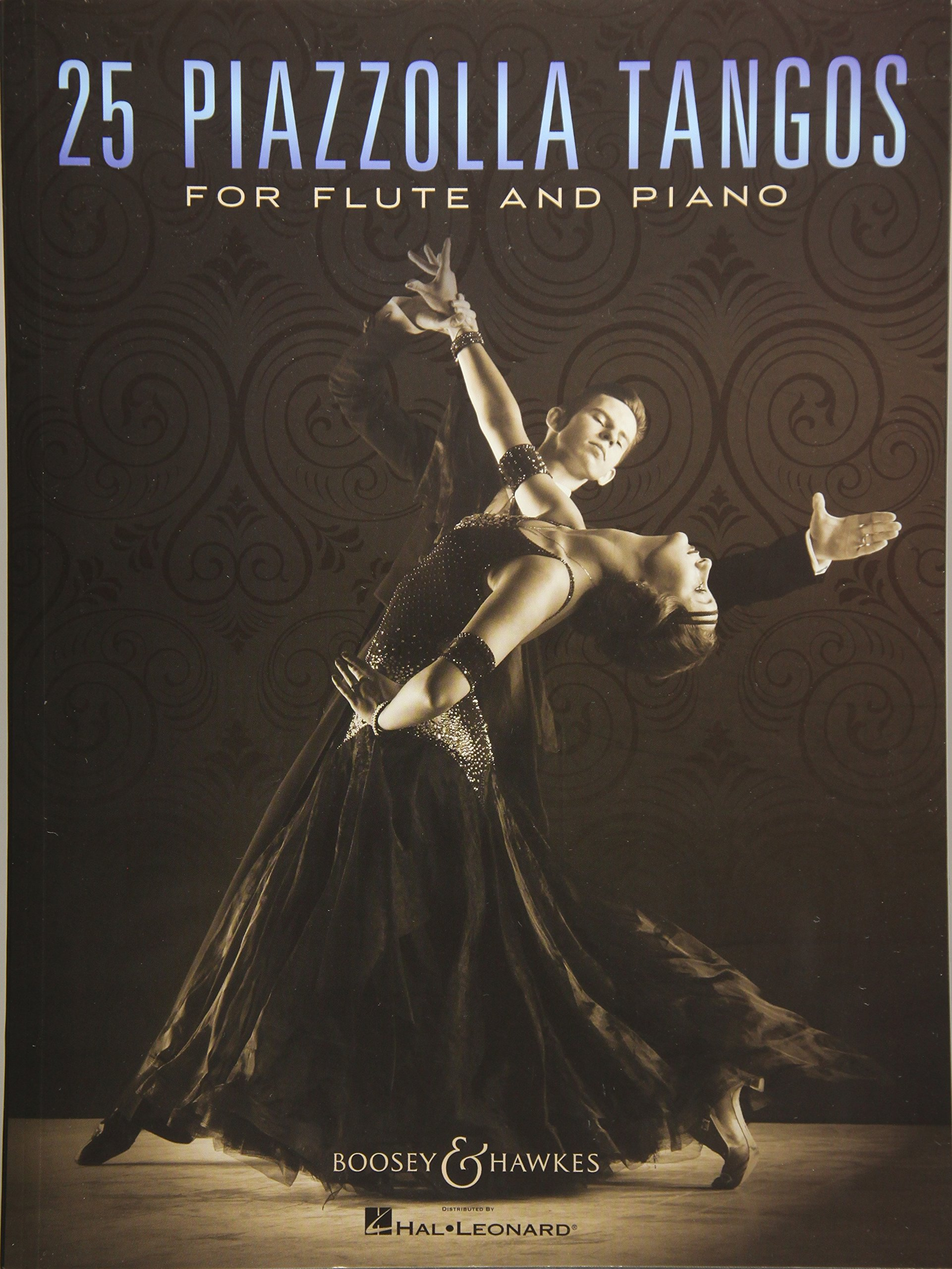 Read Online 25 Piazzolla Tangos for Flute and Piano ebook