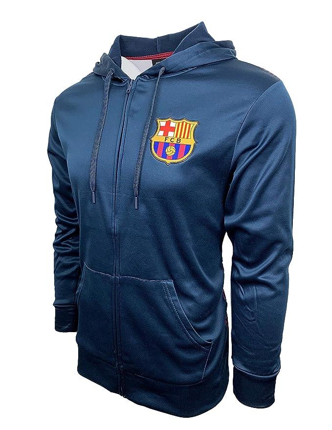 Amazon.com: Fc Barcelona Sudadera con capucha para adultos y ...