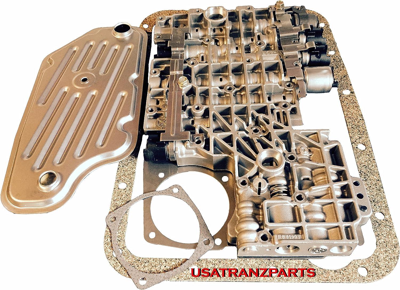Rebuilt 5R55E Valve Body Updated 95UP Ford Explorer Lifetime Warranty