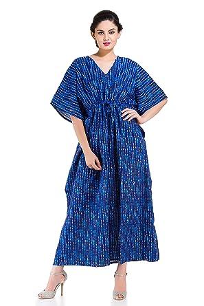 35ab0f2d64 New Boho Gypsy Caftan Kaftan Women's Cocktail Maxi Long Dress Plus ...