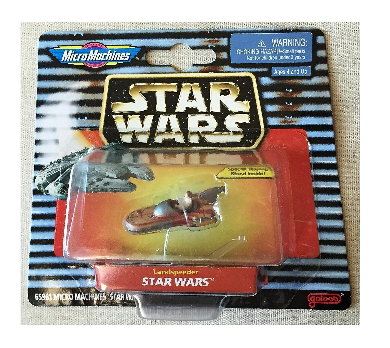 Landspeeder Micro Machine Star Wars 65961 Galoob