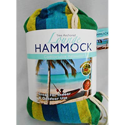 Tree Anchor Lounge Hammock : Garden & Outdoor