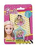 Apontador com Borracha, Mattel, 7897476630939, Multicor, pacote de 2