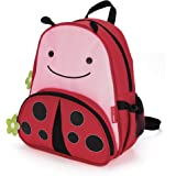 Skip Hop Zoo - Zaino, motivo: maiale, Coccinella (Rosa) - 210210