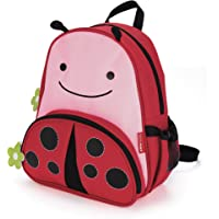 Skip Hop Zoo Pack Little Kids Backpack, Ladybug
