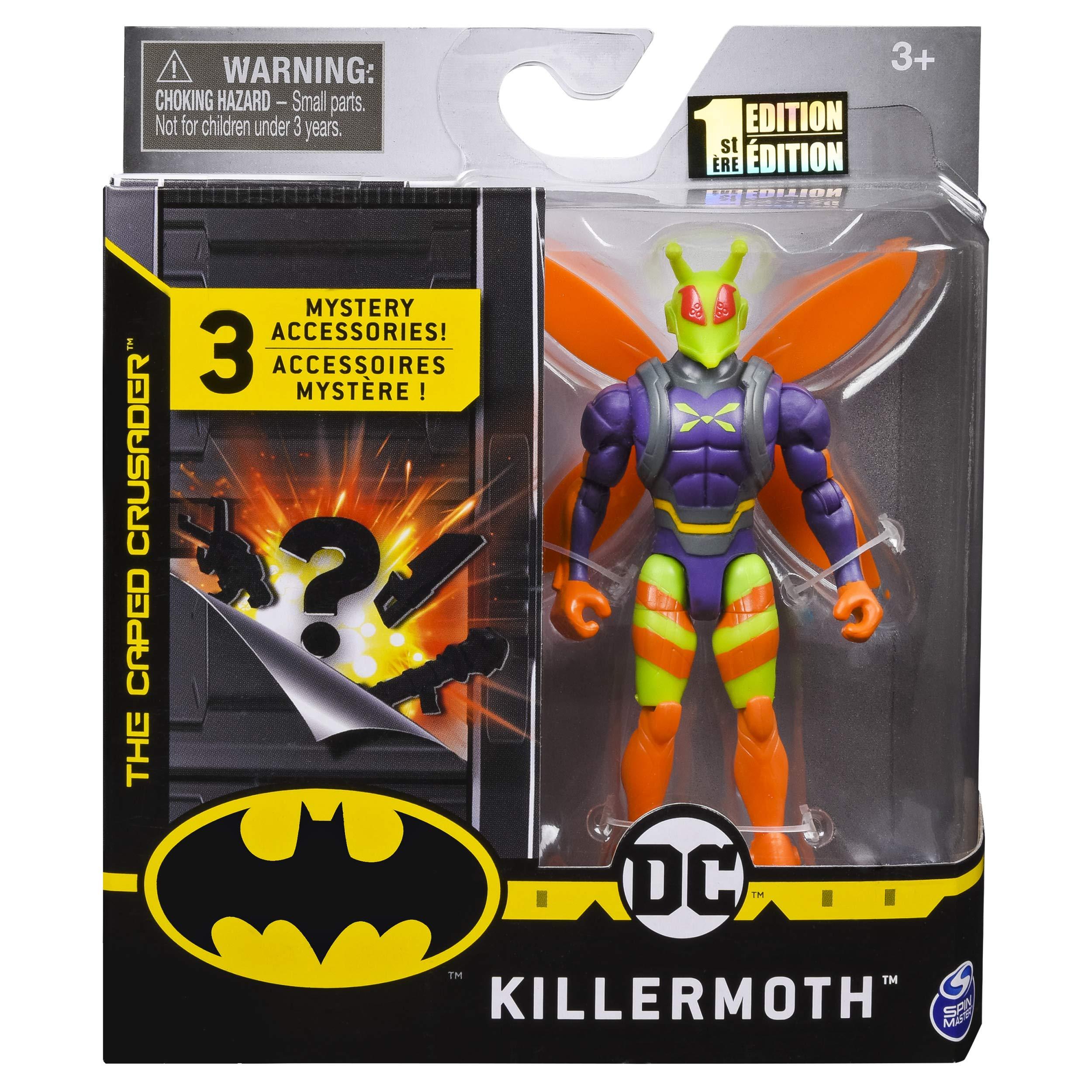 DC Batman Killer Moth 2020 Figure