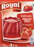 Royal Gelatina Gusto Fragola - 170 gr