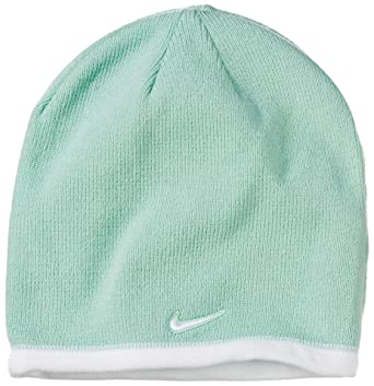 new product 570bb d43ec Image Unavailable. Image not available for. Color  NIKE Reversible Knit  (Knited) Turquoise Hat Size  Youth (Unisex) (One