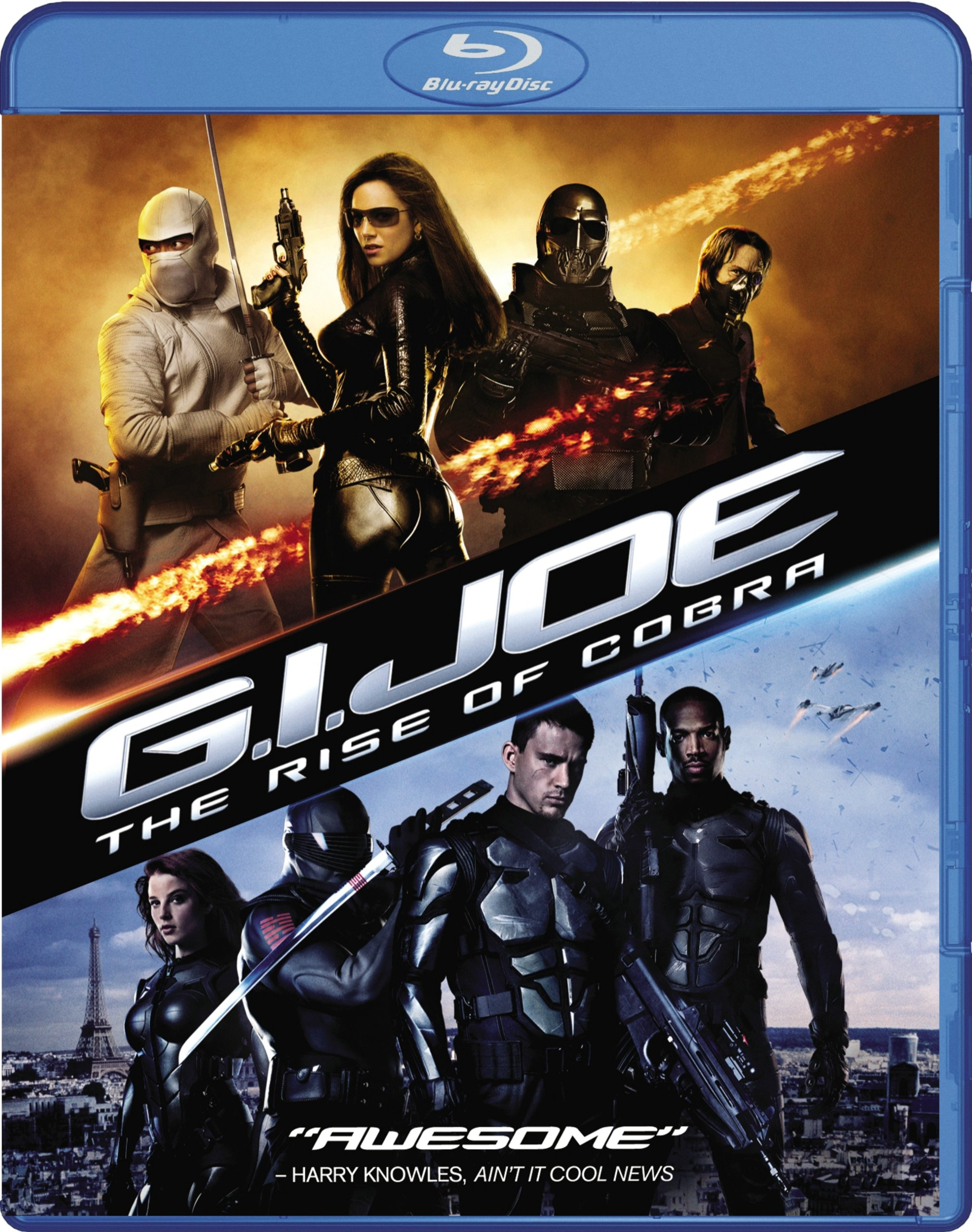 Blu-ray : G.I. Joe: The Rise Of Cobra [WS] [Single Disc] (, Dubbed, Dolby, AC-3, Digital Theater System)