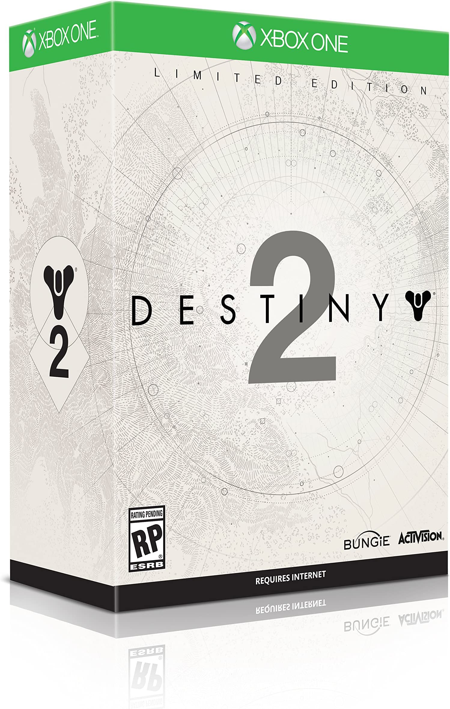 Amazon destiny 2 xbox one limited edition video games image unavailable stopboris Image collections