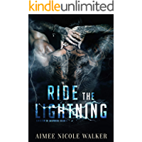 Ride the Lightning (Sinister in Savannah Book 1) book cover