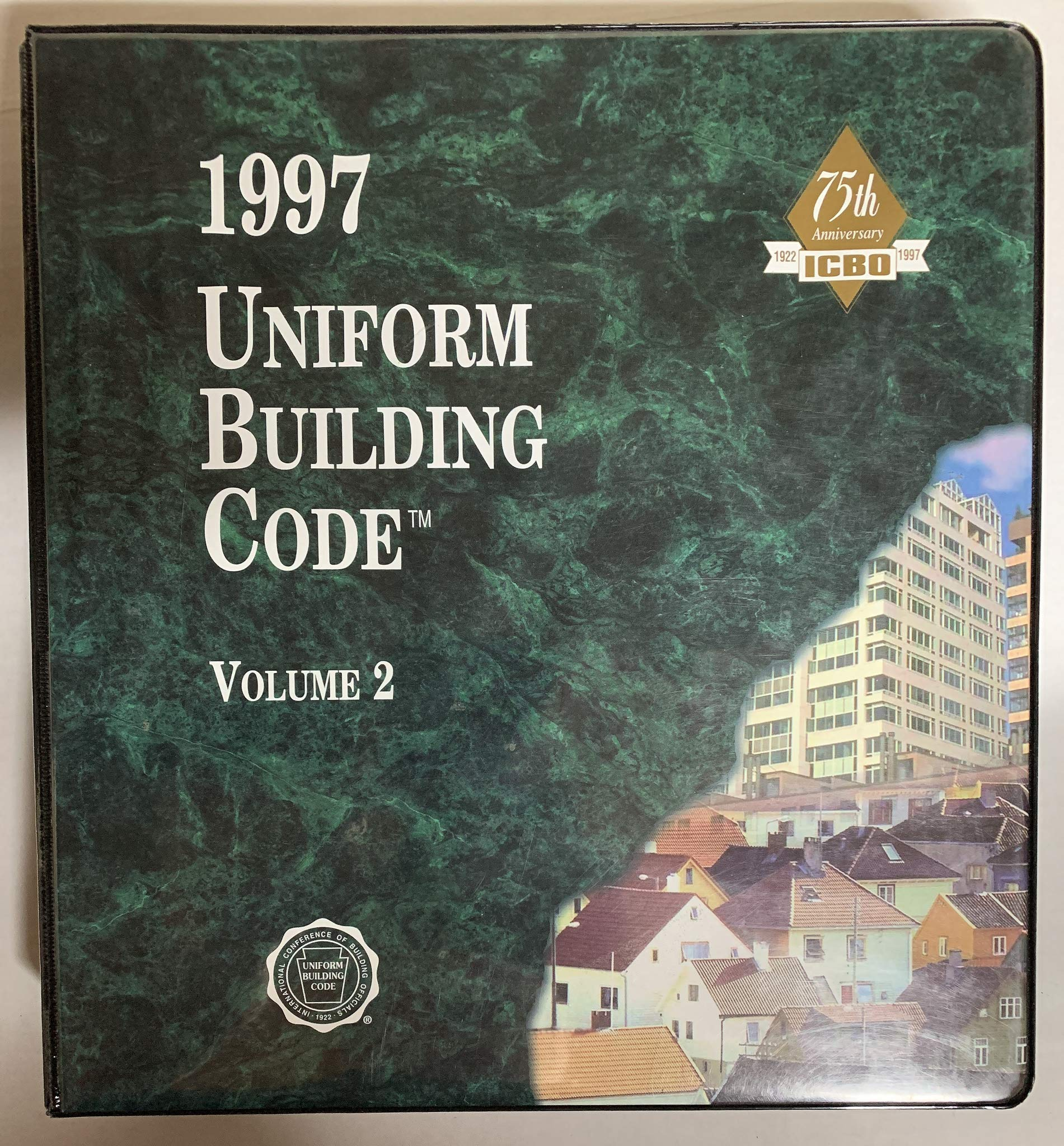 1997 Uniform Building Code, Vol. 2: Structural Engineering Design Provisions