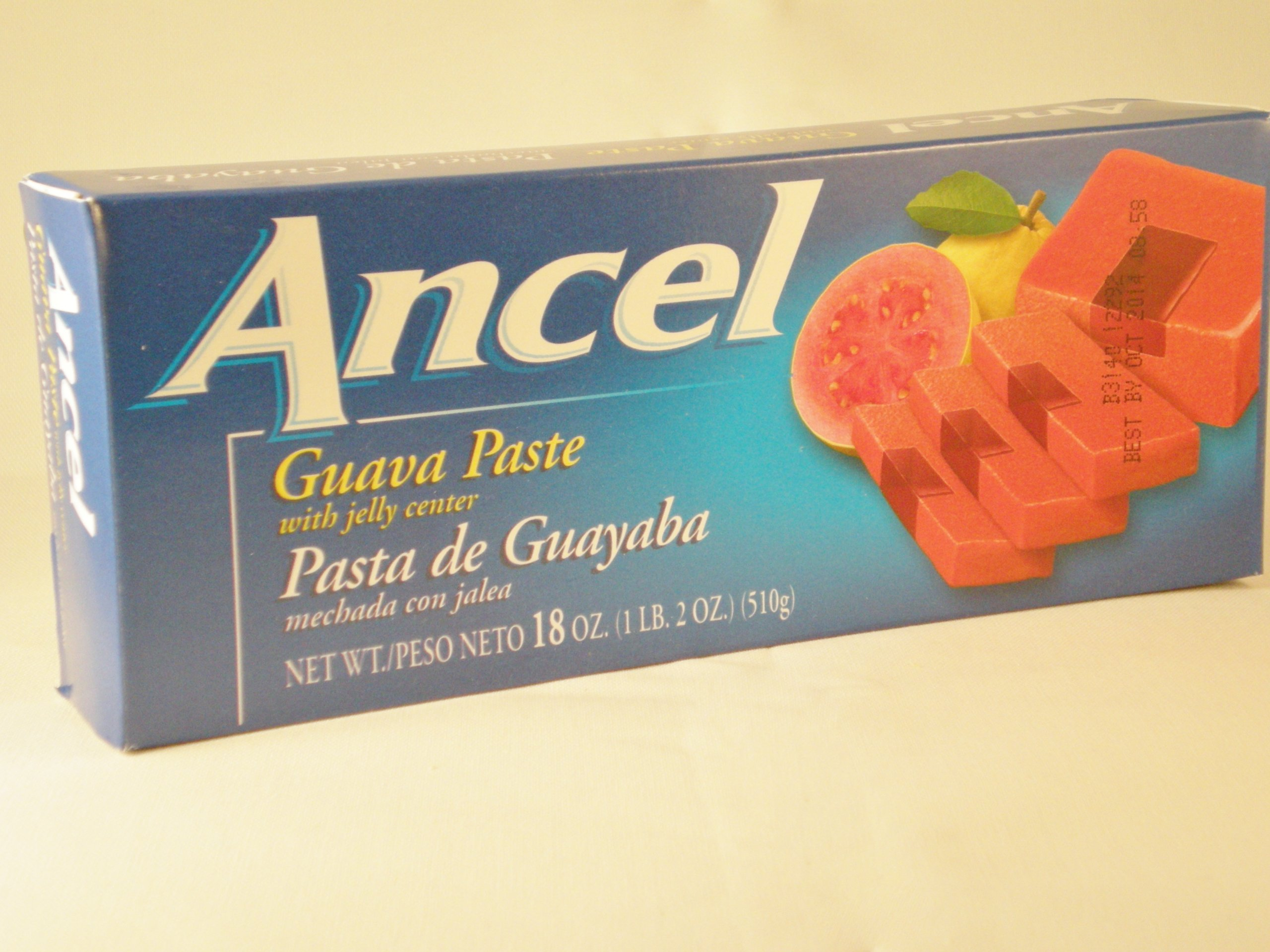 Guava Paste with Jelly Center