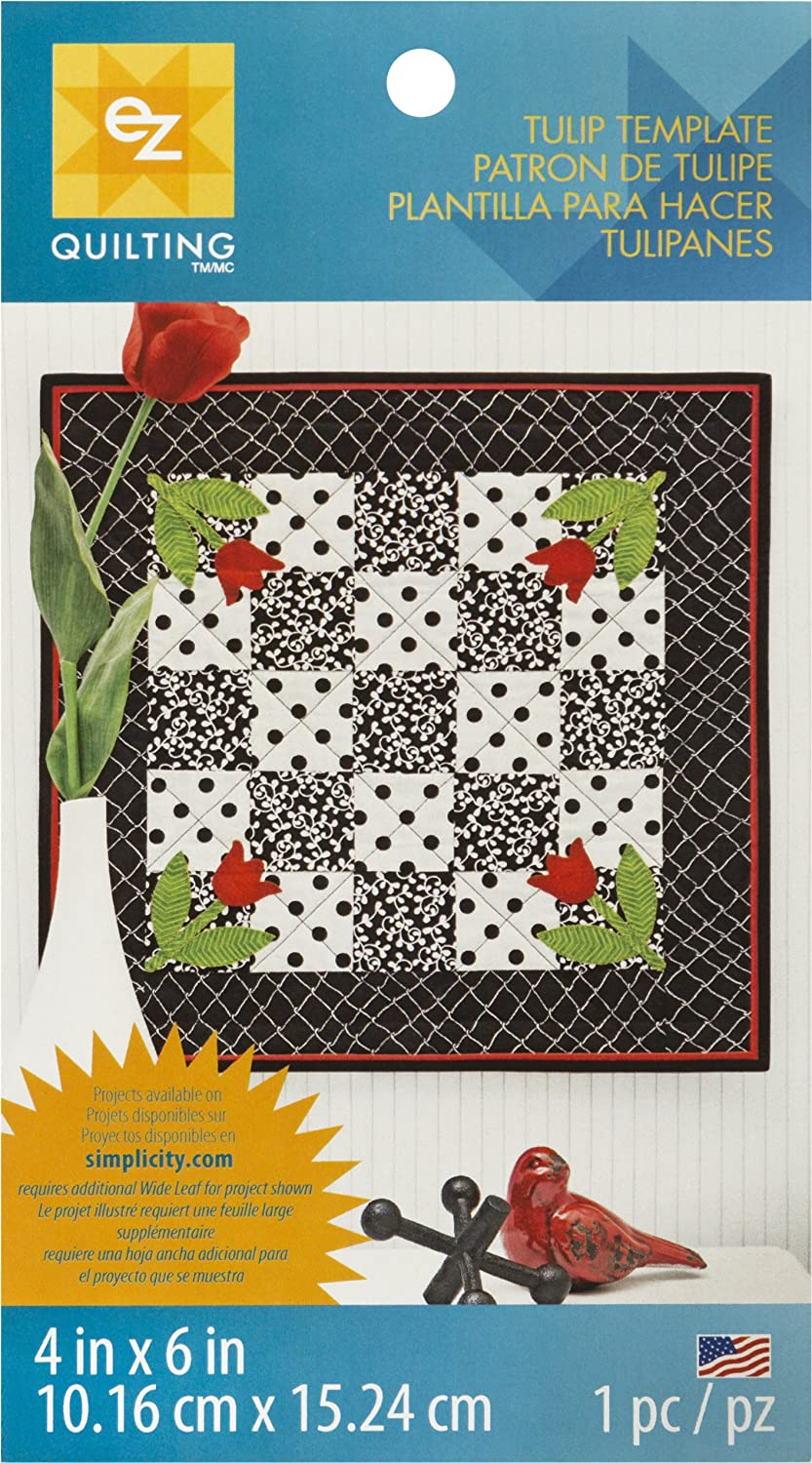 Amazon Com Wrights Ez Quilting Template Shape Curved Heart