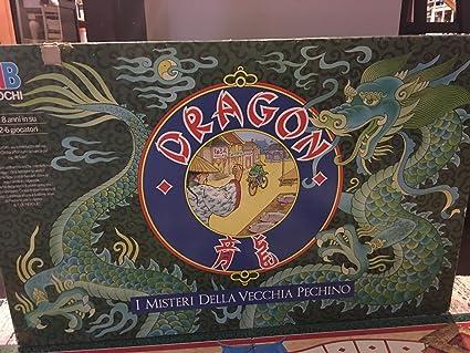 Amazon.com: Dragon - 50 Misteri Da Risolvere- An Italian ...