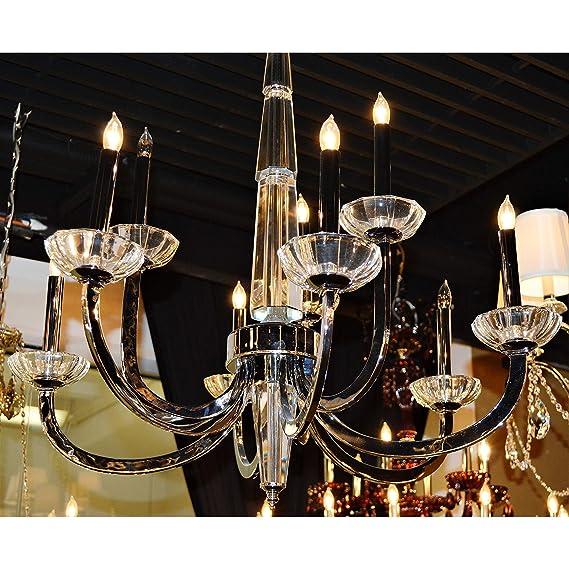 Amazon.com: Brilliance iluminación y lámparas de araña 9 Luz ...