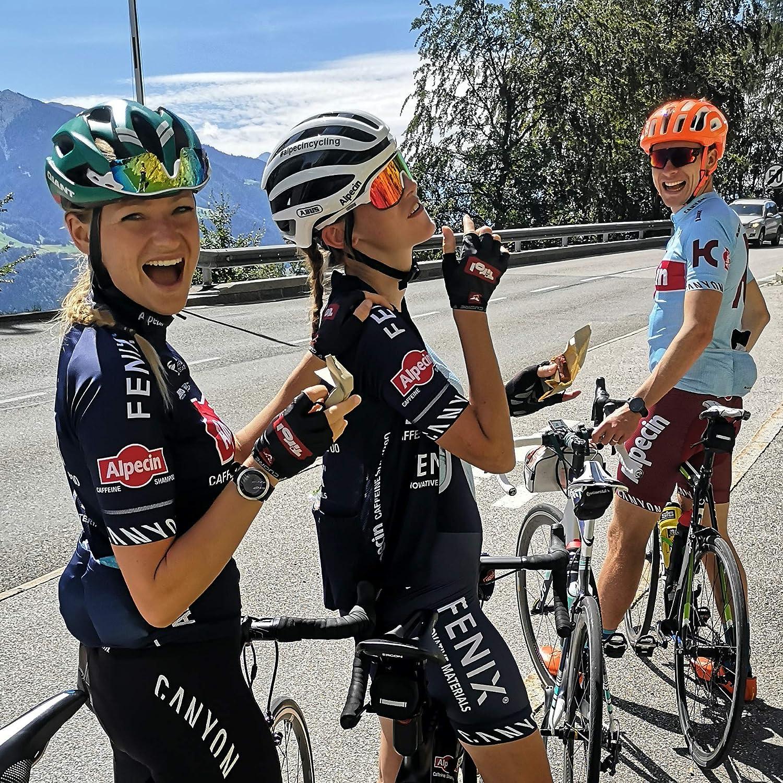Barritas Energéticas de Guayaba Naturales 10x40g – Barritas Energéticas Ciclismo Alto Contenido de Carbohidratos para Máxima Resistencia – Geles ...
