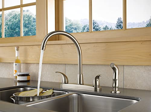 Peerless P299578LF-SS Choice Two Handle Kitchen Faucet Review