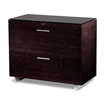 Genial Amazon.com : BDI Sequel Lateral File Cabinet   Espresso Stained Oak (Sequel  / 6016) : Office Products