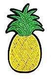 Nipitshop Patches Beautiful Pineapple Glistening