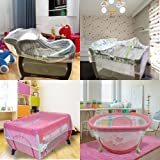 Croc n frog Mosquito Net for Baby