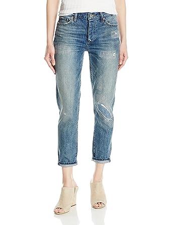 11febe2b082 Lucky Brand Women's Mid Rise Sienna Slim Boyfriend Jean in Cedar Park at  Amazon Women's Jeans store