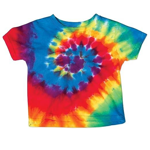 c9ac4fcb4950d Amazon.com: 2Bhip Bright Rainbow Swirl Spiral Toddler Little Boys ...
