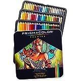 Prismacolor Premier Colored Pencils, Soft Core, 72 Count