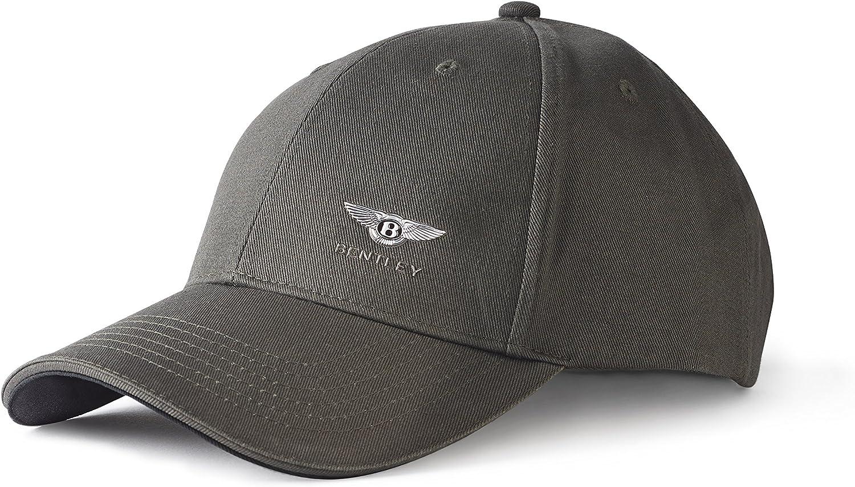 Adjustable size Unisex white 100/% Cotton BENTLEY baseball cap Embroidered!