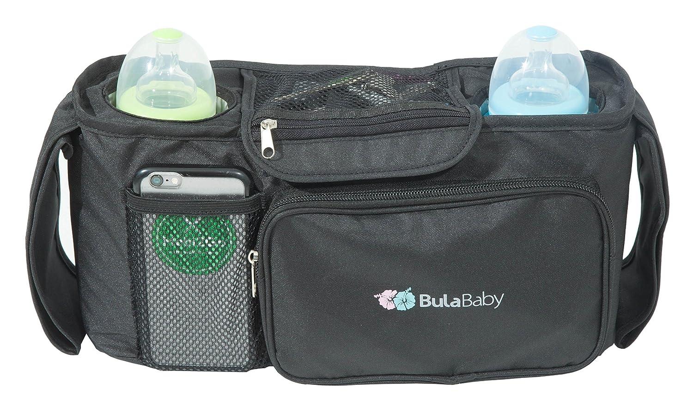 Amazon.com : Bula Baby Stroller Organizer Universal with 2 Baby ...