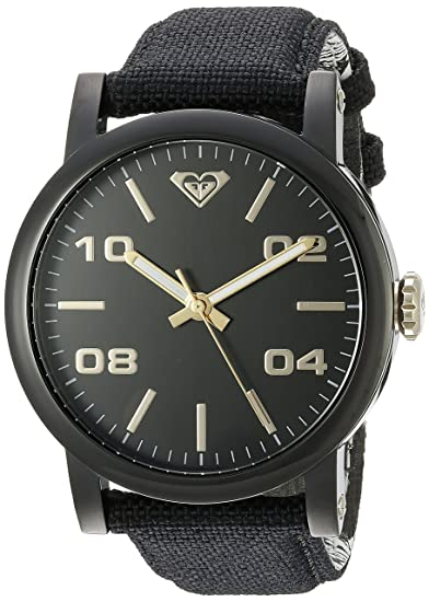 "Reloj Roxy negro ""The Victoria"""