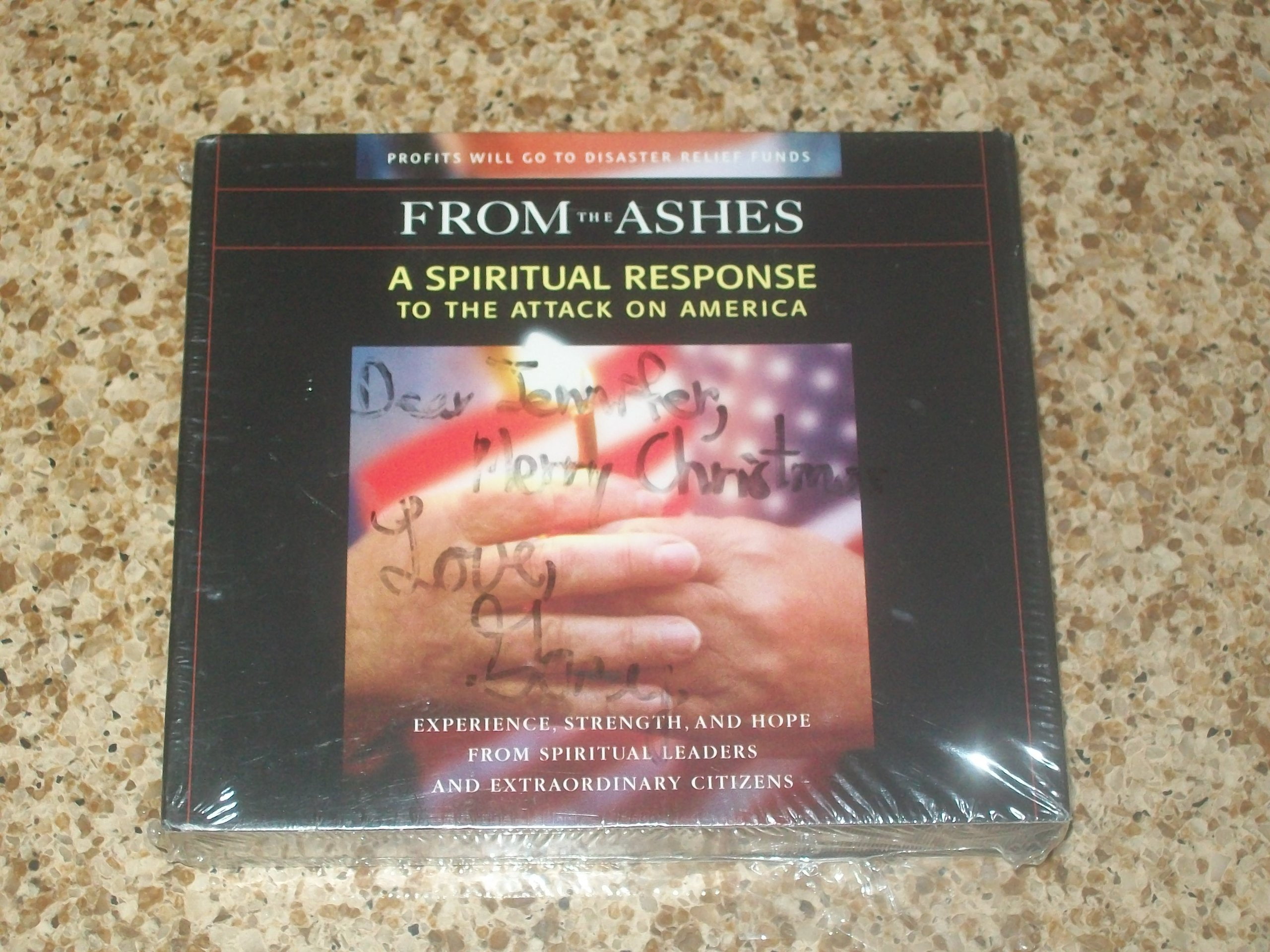 From the Ashes A Spiritual Response to the Attack on America pdf