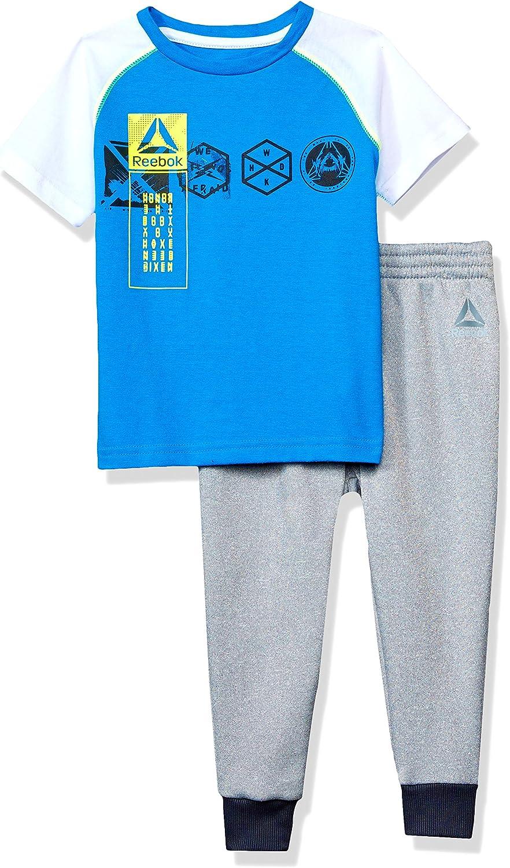 Reebok Boys 2 Piece Athletic Set