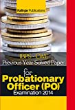 IBPS PO Previous Year Solved Papers