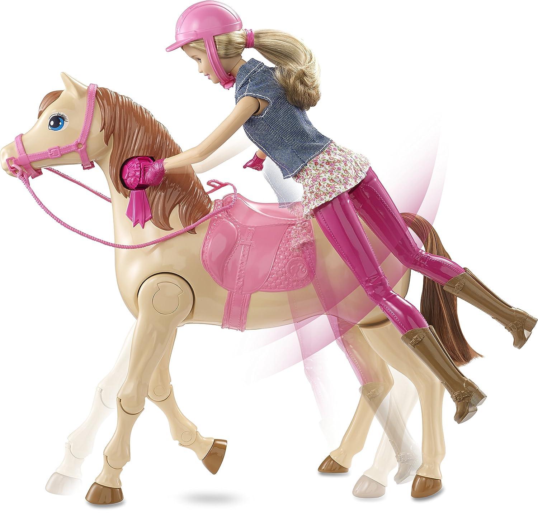 pferd von barbie