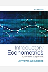 Introductory Econometrics: A Modern Approach Kindle Edition