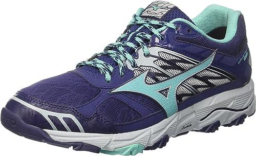 Mizuno Wave Mujin G TX 4 Wos, Chaussures de Running Femme