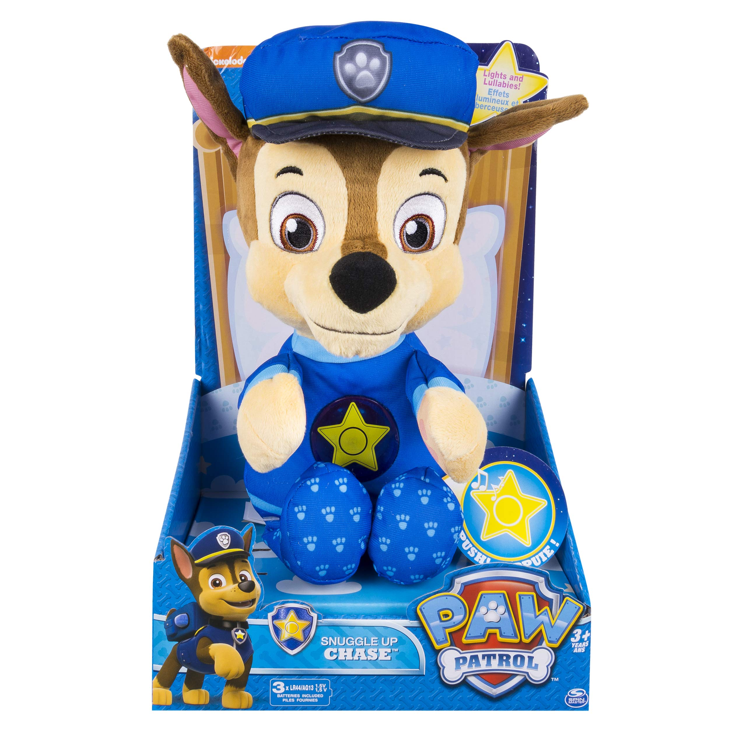 Paw Patrol - Snuggle Up Pup - Chase by Paw Patrol